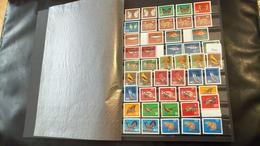 F0267 LOT FEUILLES STOCK RFA / BERLIN A TRIER BELLE COTE DÉPART 10€ - Sammlungen (im Alben)