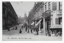 DC 799 - Roubaix - Rue Pierre Motte. - LL 128 - Roubaix