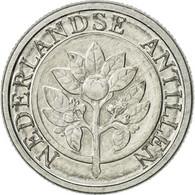 Netherlands Antilles, Beatrix, Cent, 1993, Utrecht, SUP, Aluminium, KM:32 - Antilles Neérlandaises