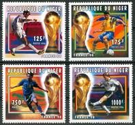 "1996 Niger ""France 98"" Coppa Del Mondo World Cup Calcio Football MNH** D294 - World Cup"