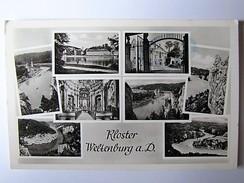 DEUTSCHLAND - BAYERN - WELTENBURG - Kloster - 1959 - Otros