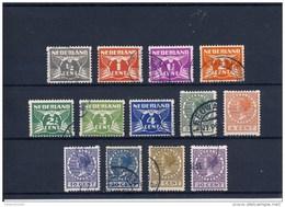 Roltanding Gebruikt: R57 T/m R69 (CW = € 36,-) - Postzegelboekjes En Roltandingzegels