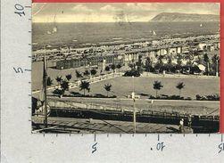 CARTOLINA VG ITALIA - RICCIONE (RN) - Veduta Parziale Da Porto Canale -  10 X 15 - ANN. 1953 - Rimini