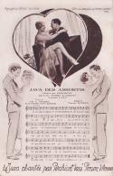 """""""Java Des Assortis"""" Chantée Par Perchicot Dans """"Pomme D'Amour"""" Montage Photo Coeur, Illustration, Partition - Musique Et Musiciens"""