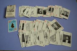Kaartspel : Koninklijke Fanfare Moed En Volharding - Heist-op-den-Berg - 1984 (100j) - 52 Kaarten + 3 Jokers - Speelkaarten
