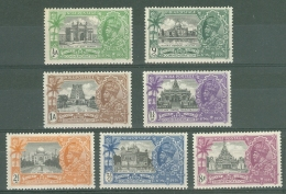 India: 1935   Silver Jubilee    MH - 1911-35 Roi Georges V