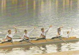 DDR Postcard 1988 Olympic Summer Games Seoul - DDR Gold Medal Winners Rowing - Mint (DD3-24) - Zomer 1988: Seoel