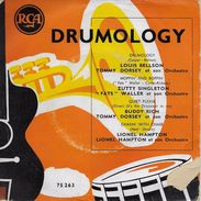 Vinyle 45t. EP Compilation Jazz *drumology* - Jazz