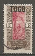 TOGO -  Yv. N°   106 (o)  15c  Cote  1 Euro  BE - Usados