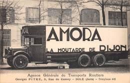 39 - JURA / 39064 - Dole - Agence De Transports Routiers - Maisn George PITRE - 5 Rue De Cussey - Dole