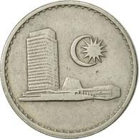 Malaysie, 20 Sen, 1978, Franklin Mint, TTB, Copper-nickel, KM:4 - Malaysie