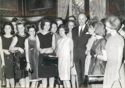 """PHOTO ORIGINALE / PHOTO DE PRESSE """"Le Bal Des Débutantes Au Palais De Chaillot"""" - Foto"""