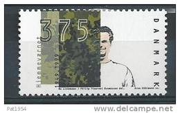 Danemark 1999 N°1212  Neuf ** Garde Nationale - Danemark