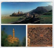MAXICARD    ISHAK  PASA  PALACE   DOGUBEYAZIT  EASTERN  TURKEY  2 SCAN   (VIAGGIATA) - Turkey