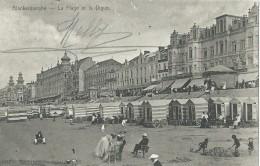 Blankenberge Blankenberghe La Plage Et La Digue - 1907 - Blankenberge