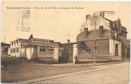 Montignies-sur-Sambre NA7: Rue Du Ry De Villé Et Chaussée De Charleroi 1931 - Charleroi