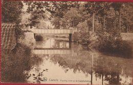 Kasterlee Casterle Prachtig Zicht Op De Castelschebrug Castelsche Kastelse Brug Kempen De Nete - Kasterlee