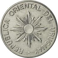 Uruguay, 5 Nuevos Pesos, 1989, Paris, SUP, Stainless Steel, KM:92 - Uruguay