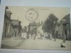 C.P.A - Le Gault (41) - La Rue Principale - 1908 - TTB (H73) - France