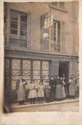 HÔTEL DU BUGEY- CARTE PHOTO A SITUER - Hotels & Restaurants