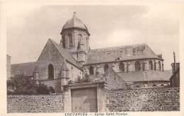 50 - Coutances - Eglise Saint-Nicolas - Coutances