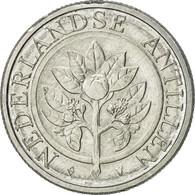 Netherlands Antilles, Beatrix, 5 Cents, 1997, Utrecht, SUP, Aluminium, KM:33 - Antilles Neérlandaises