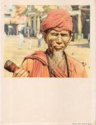 PHOTO.  MOINE DU TIBET. ACHAT IMMEDIAT - Tibet