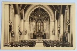 Pitthem Missiehuis Der Zusters Van Maria De Kapel Binnenzicht Pittem - Pittem