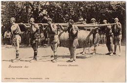 Souvenir De : Portefoix (Hamals) PORTEURS.( Ancien Métier) - Turkey