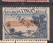 CONGO BELGE 326 KIKWIT - Congo Belge
