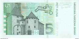 CROATIA P. 37 5 K 2001 UNC - Croatie