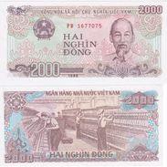 Vietnam 2000 Dong 1988 UNC - Viêt-Nam