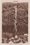 Carte Postale Ancienne,63,puy De Dome,LE MONT DORE,SANCY,FUNICULAIRE - Le Mont Dore