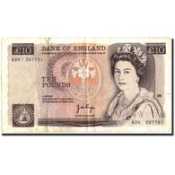 Grande-Bretagne, 10 Pounds, (1975-1980), KM:379a, (1975-1980), TB - 1952-… : Elizabeth II