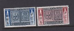 Trieste Allied Military Government S 147-148 1952 Modena And Parma Stamp Centenary, MNH - 7. Trieste