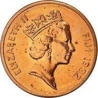 Fiji, Elizabeth II, Cent, 1992, SUP, Copper Plated Zinc, KM:49a - Figi