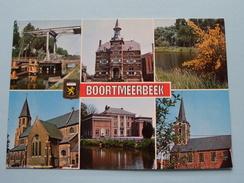 Groeten Uit BOORTMEERBEEK ( Verhoeven ) Anno 19?? ( Zie Foto's Voor Detail ) ! - Boortmeerbeek