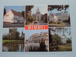 Groeten Uit WEMMEL ( Voordecker ) Anno 19?? ( Zie Foto's Voor Detail ) ! - Wemmel