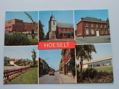 Groeten Uit HOESELT () Anno 19?? ( Zie Foto's Voor Detail ) ! - Hoeselt