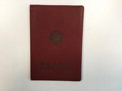 PASSPORT  REISEPASS  PASSAPORTO   YUGOSLAVIA  1963. VISA TO: ITALIA , SWITZERLAND , GERMANY - Historische Dokumente