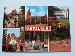 Groeten Uit KAPELLEN () Anno 19?? ( Zie Foto's Voor Detail ) ! - Kapellen