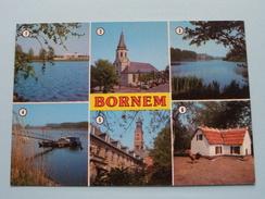 BORNEM ( Huis Grolus ) Anno 19?? ( Zie Foto's Voor Detail ) ! - Bornem