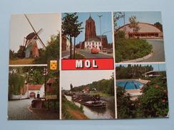 Groeten Uit MOL () Anno 1977 ( Zie Foto's Voor Detail ) ! - Mol