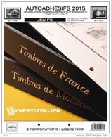 JEU FRANCE YVERT FS 2015 TIMBRES AUTOADHESIFS 2EMESEMESTRE - Pré-Imprimés