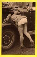 Beauté  Féminine D'autrefois. Ca 1900 - Vintage Women < 1920
