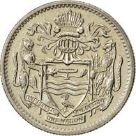 Guyana, 10 Cents, 1991, SUP, Copper-nickel, KM:33 - Guyana