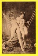 Beautés  Féminines D'autrefois. Ca 1900 - Desnudos Adultos (< 1960)