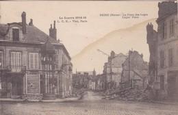 [51] Marne > Reims La Place Des Loges La Guerre 1914 18 - Reims