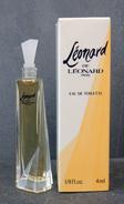LEONARD - LEONARD DE LEONARD - Eau De Toilette Pour Femme - Miniatures Modernes (à Partir De 1961)