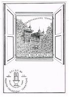 RB 1166 - Italy 1964 Esposizione Postcard - Mostra Collezzioni Tematiche Salsomaggiore Terme - Exhibitions